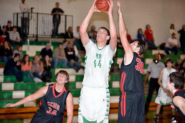 Hokes Bluff v. Cleburne County, Sub-Region Playoff, February 14, 2014