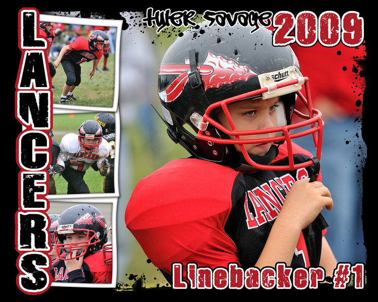 2009 Lancers 7-9 American Posters