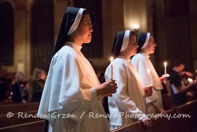 All Saints Vigil 2014 Baltimore