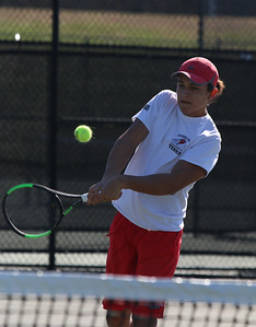 Men's Tennis vs. Belmont Abbey