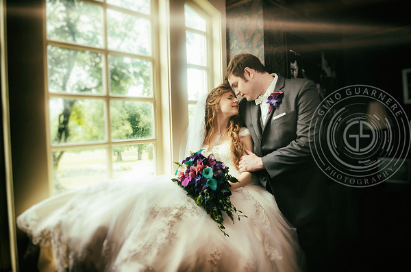 Laura and Jonathan by Gino Guarnere Photography