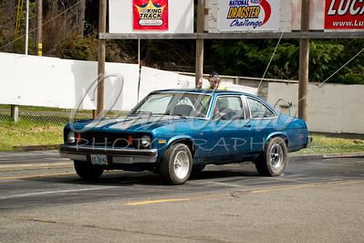 Coos Bay Speedway - NHRA Drag Racing - April 14, 2012