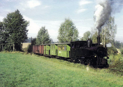 EASTERN EUROPE - NARROW GAUGE