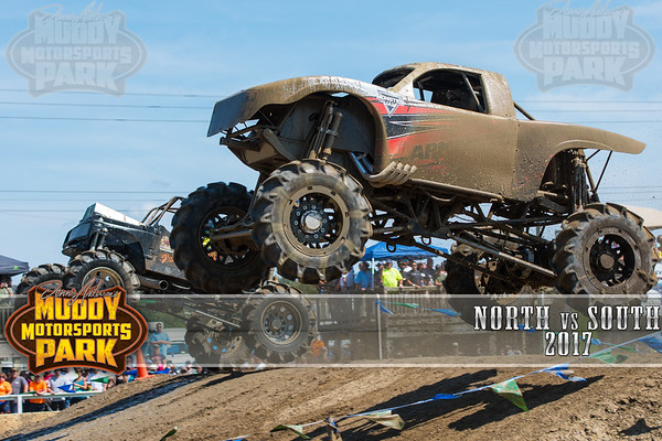 2017 Mud Racing