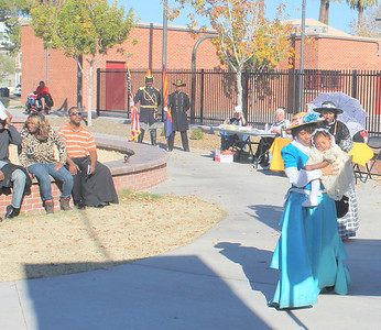 ARIZONA BUFFALO SOLDIERS, MESA, AZ. The 2nd Annual Emancipation Proclamation Observance, Eastlake Park, Phx.  Official Centennial Buffalo Soldiers of the Arizona Territory - Ladies and Gentlemen of the Regiment. January 1, 2014