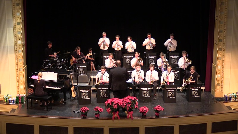 Jazz Band - Yule Be Boppin - 10th Grade (2).mp4