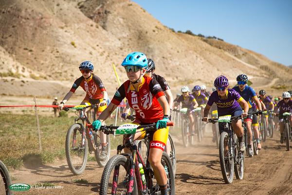 2021 Yampa Region - Eagle Haymaker XC Race - JV Girls