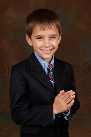 St. Benedict Church - 1st Communion May 5, 2012