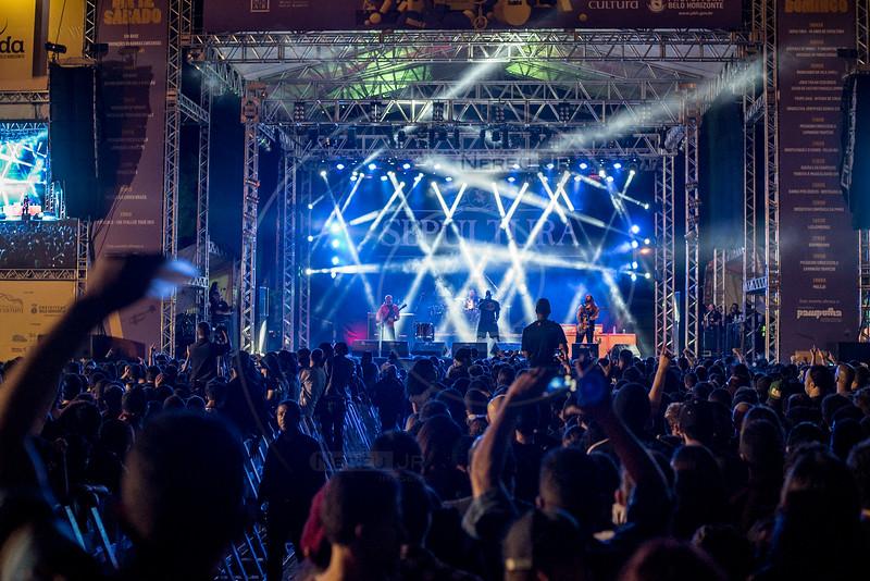 Sepultura - Virada Cultural BH 2015
