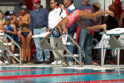 TSM Dual Meet with Rose Bowl 10/7/06