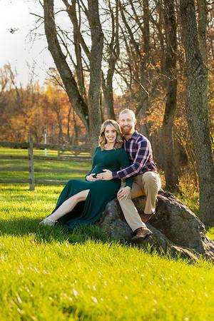 Amanda & James Maternity
