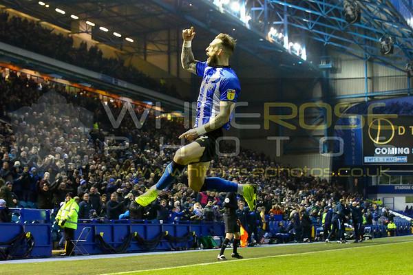 Sheffield Wednesday v Wigan Athletic  19 - 01 - 19