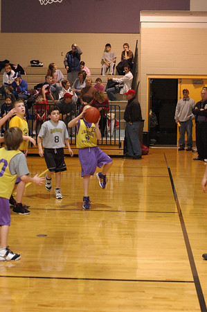 4th Grade - 2/14/08 - Jackson Gold Vs. Northwest