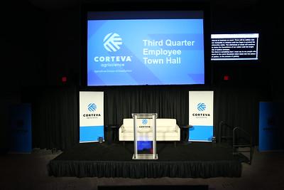 Corteva Global Townhall Meeting 11/12/2018