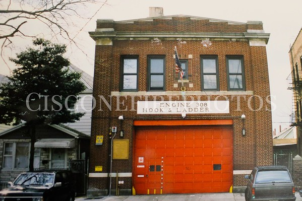 Engine 308 - Battalion 51 - JFK Hosewagon
