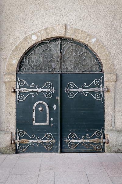 Salzburg Door