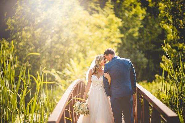 Mr. & Mrs. Coughlin l Avon Lake Wedding