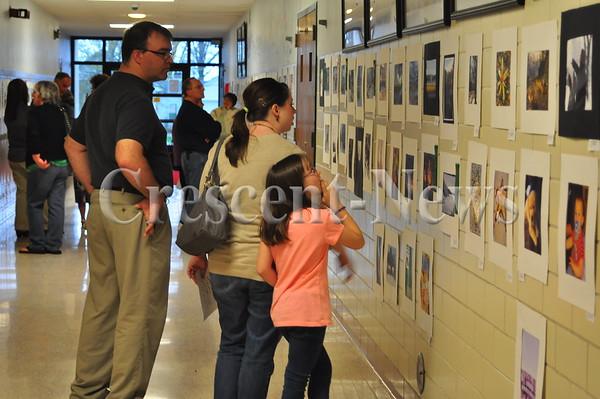 04-29-14 NEWS Ayersville HS Art Show