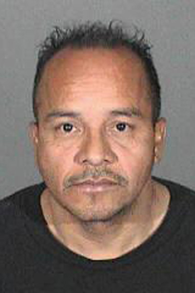 . Javier Arrioja, 48, of East Los Angeles is suspected of molesting at