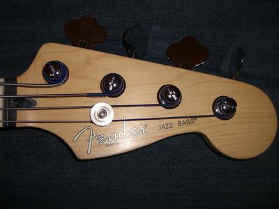 Fender Jazz Bass Guitar