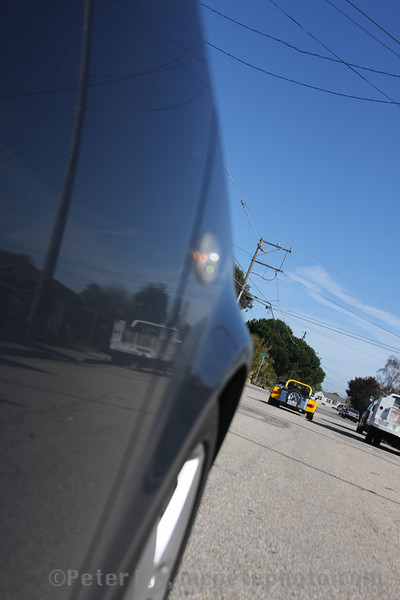 Caterham 7 Photoshoot, Santa Cruz, CA