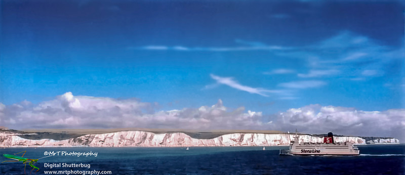 199607 The white cliffs of Dover