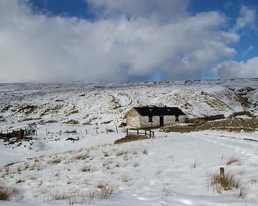 Weardale in the Snow