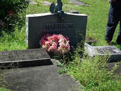 2011 09.13 Fogartyville Cemetery Family Graves