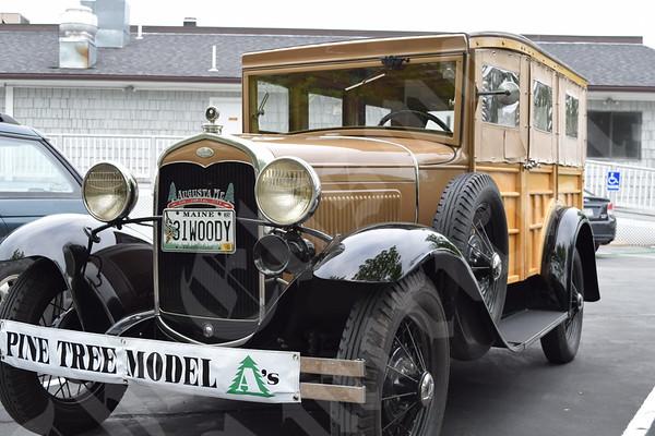 Model A Ford Club tour