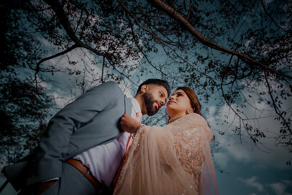 Karman & Harsimran Engagement