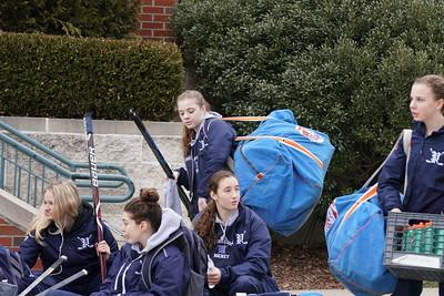 Portledge Girls Hockey