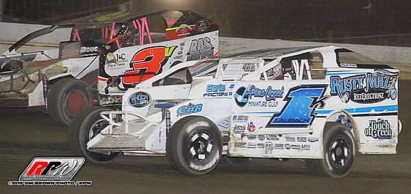 Bridgeport Speedway - 9/27/19 - Jim Brown
