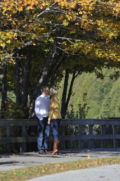 Megan & Matt - Engagement