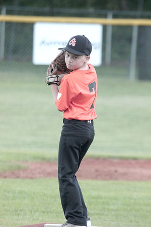 Orioles vs Yankees 10U