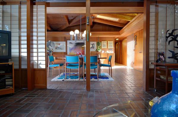 Frank Lloyd Wright home in Nanuet, New York