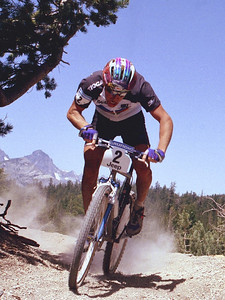Mammoth NORBA National 1990