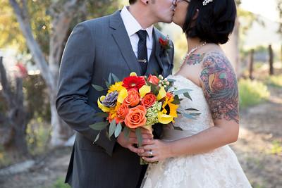 Katie & Evan's Wedding 04-02-16