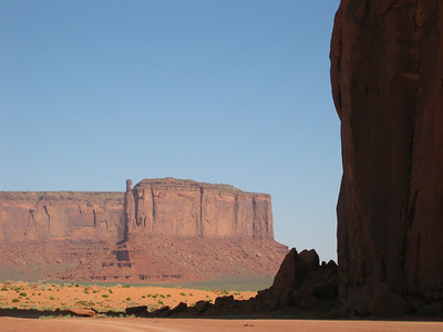 Monument Valley May 2003