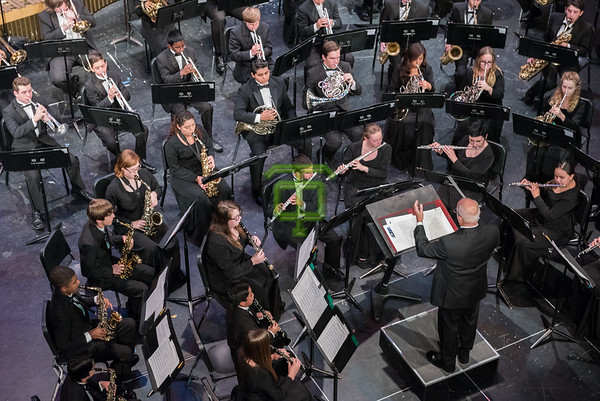 Symphonic Band, Dec. 7, 2017
