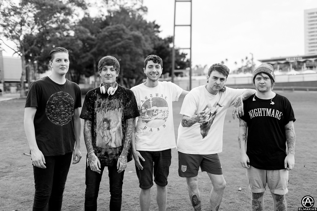 New Bring Me The Horizon lineup