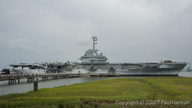 USS Yorktown (CV-10) – Mt Pleasant, SC