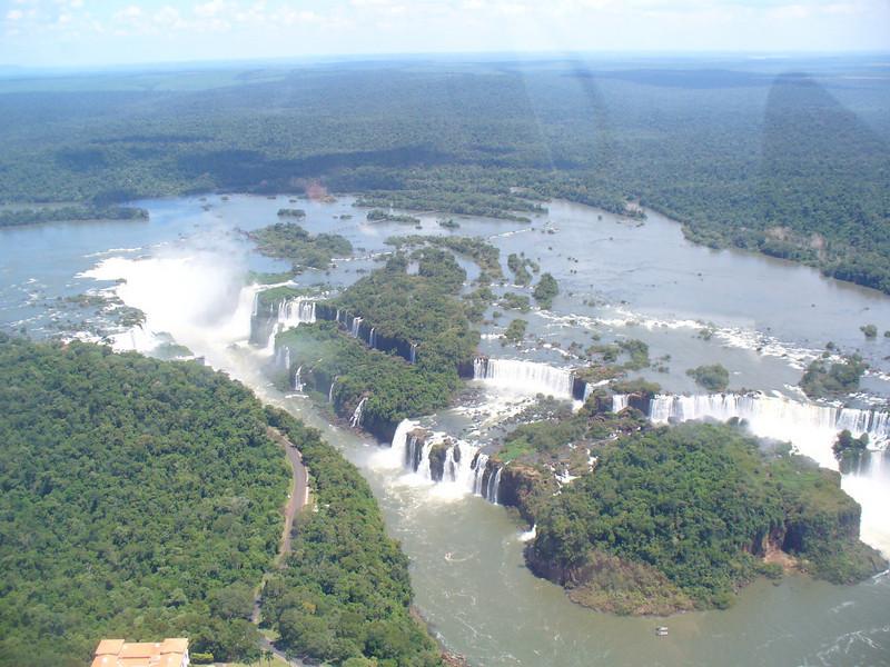 005 Iguacu Falls, 275 Falls,Wider and Higher than Victoria Falls and Niagara Falls.jpg