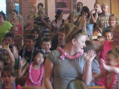 OH, Fayetteville Nazarene church, VBS, Fayetteville OH, July 2011