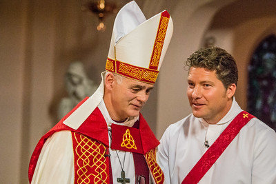 Jonny's First Ordination 2014