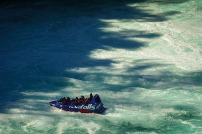 Taupo and Huka Falls