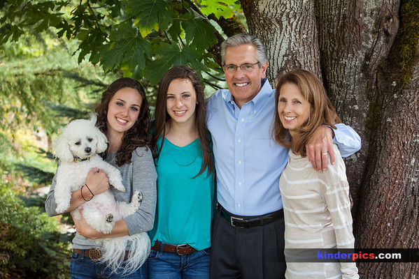Gilleland Family (and Senior Photos)