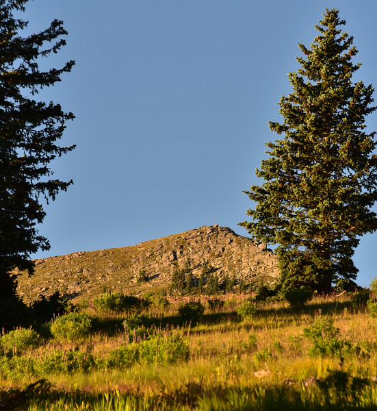 Sierra Blanca - Hikes