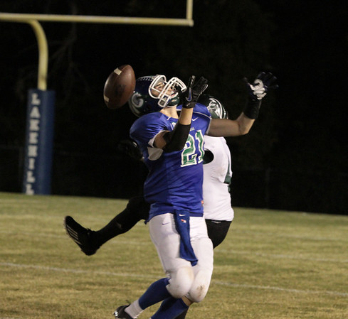 Football - LPS vs GCA 10-28-11