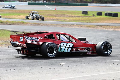 Evergreen Raceway, including Tour-Type Modifieds 10/18/20