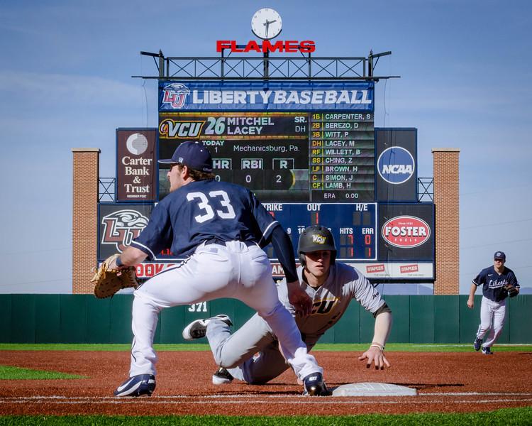 2.18.18 VCU @ Liberty Baseball
